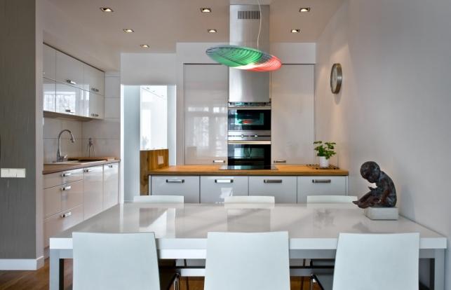 Firany do kuchni nowoczesne