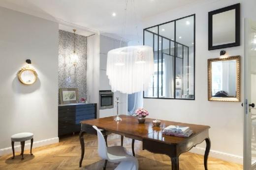 mieszkanie w krakowskiej kamienicy dom i biuro. Black Bedroom Furniture Sets. Home Design Ideas